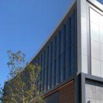 勝どき4丁目のかっこいい建物は「月島消防出張所」の新庁舎でした