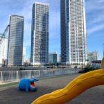 こんなところにあったのか!子供が遊べる公園を全紹介【Part1:新島橋周辺と豊海地区】