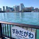 勝どき地区の公園全紹介【勝どき隅田川テラス公園】