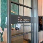地上36階からの眺望がすばらしい豊洲のレストラン「THE PENT HOUSE」でランチ