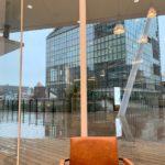 ららぽーと豊洲3有隣堂のブックカフェ「Story Table」で雨を見ながらまったりしました