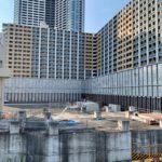 タワマン?ビル?それとも・・?勝どき五丁目の築地大橋のふもと巨大敷地で何を作っている?