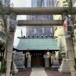 勝どき四丁目にある佃住吉神社の「住吉神社勝どき御旅所(おたびしょ)」へ行ってみた
