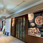 晴海トリトンのイタリアンレストラン「OTTIMO」でトマトクリームパスタのランチをいただく